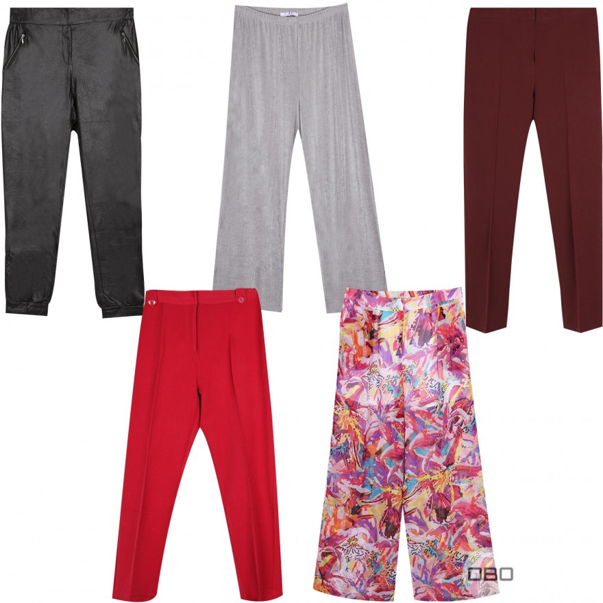 UK Brand Plus Size Trousers for Her