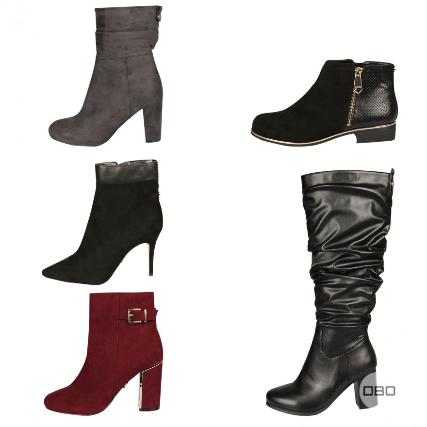 exLipsy Sample Winter Shoes Mix