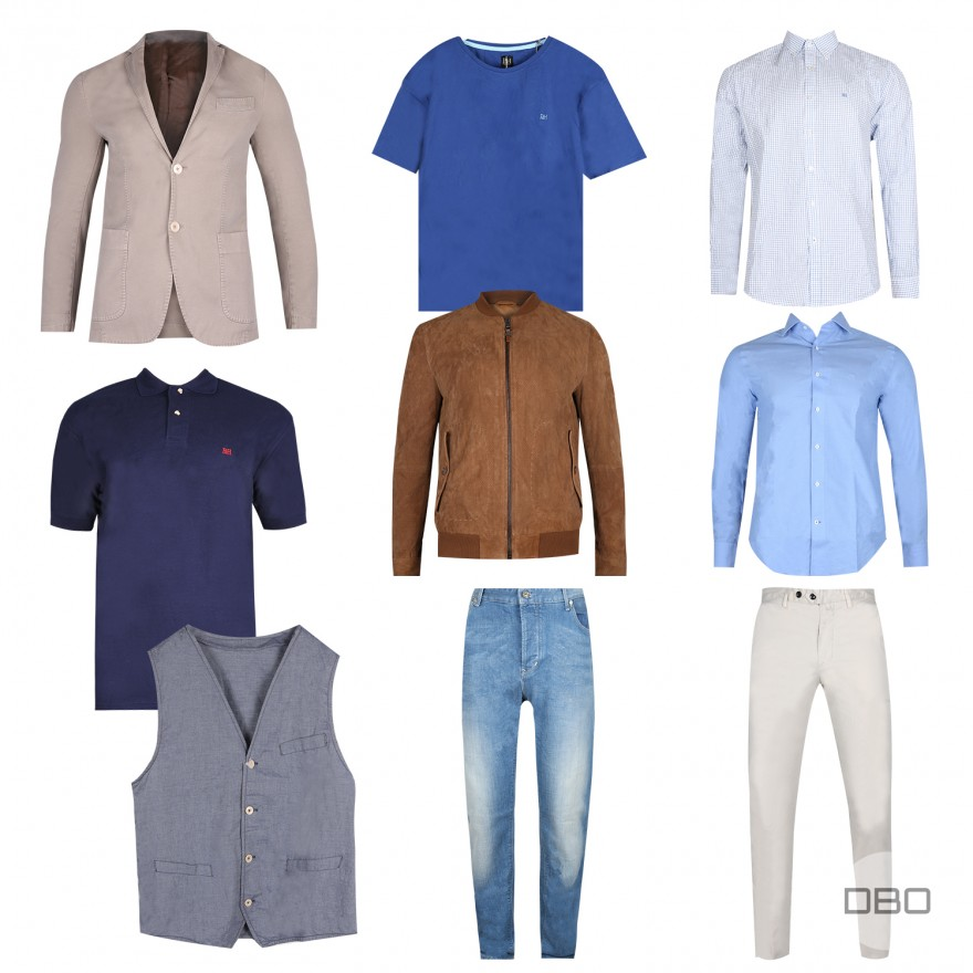 exPedro del Hierro S/S for Him
