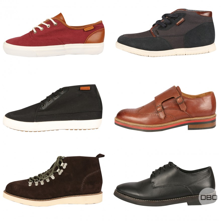 exSpringfield & exCortefiel Mens Shoes