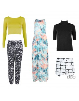 Boohoo Fashion Mix