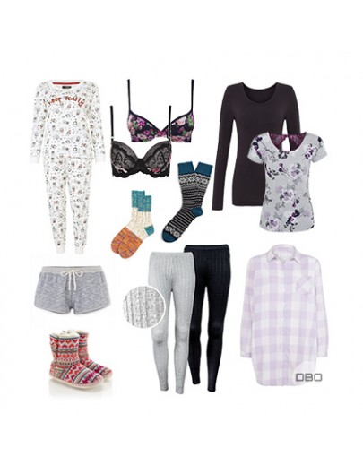 Women's Loungewear Mix