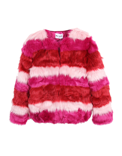 exNA-KD Outlet Pink Fur
