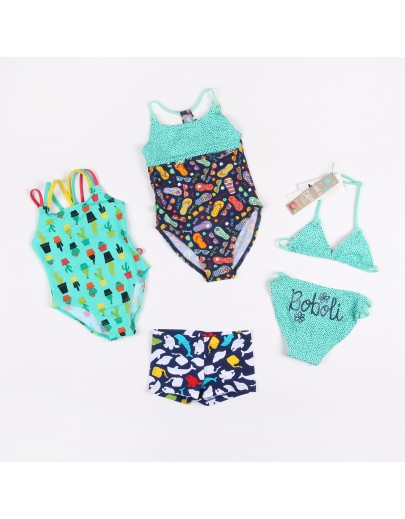 exBoboli Swimwears Kids