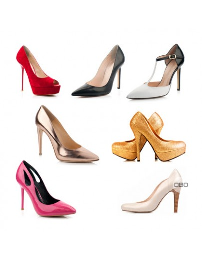 Multibrand Party Shoes Mix