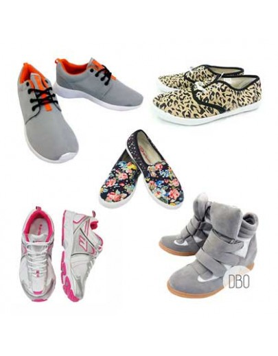 Multibranded Shoes Mix