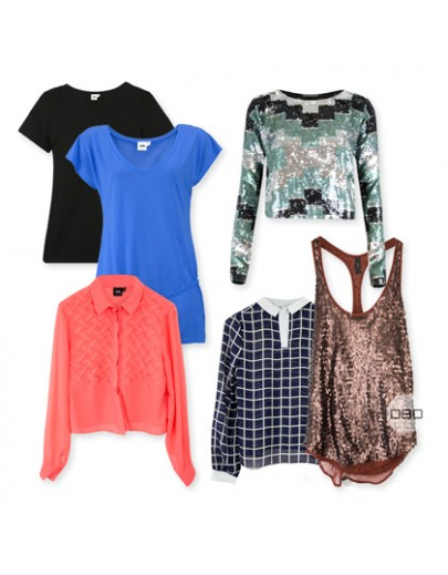ExAsos Essential Tops