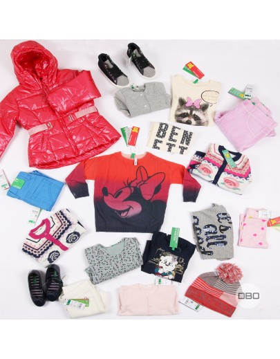 A/W Benetton Mix for Kids
