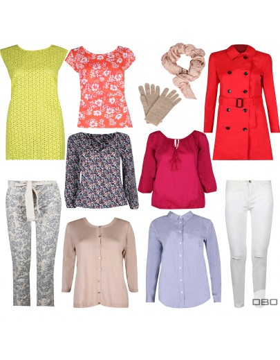 exBenetton Ladies Clothing Mix A/W