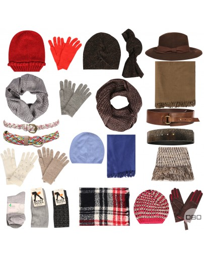 ExBenetton Winter Accessories for Her
