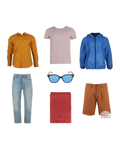 exBenetton Men's Mix