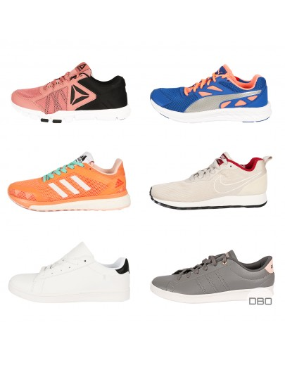 Sport Ladies Shoes Mix