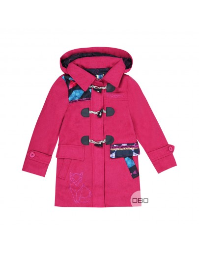 Kids Spanish Pink Coat
