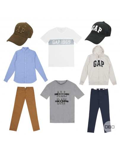 exGAP Man Collection