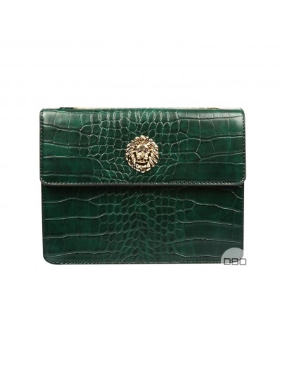 exGlamorous Shoulder Green Bag
