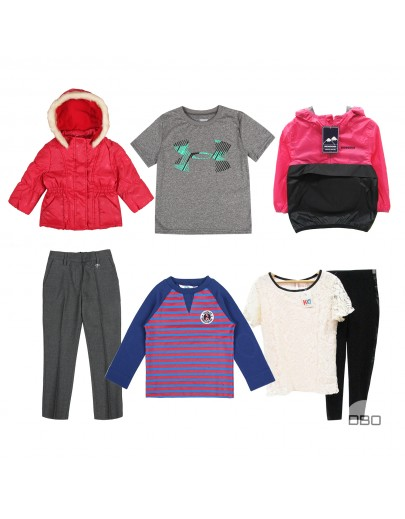 UK BRANDS KIDS MIX
