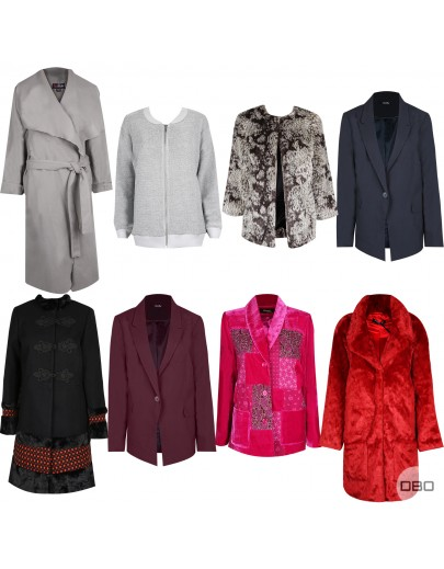 Plus Size UK Brand Outerwear