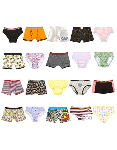 UK Brands Kids Underwear Mix