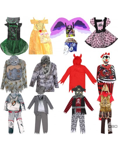 Kids Carnival Costumes