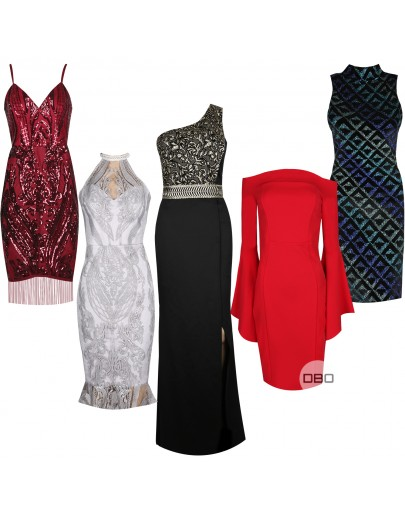 exLipsy Sample Dresses Mix