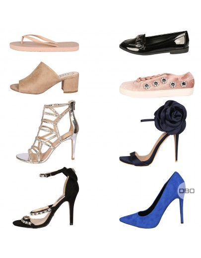 Sample S/S Shoes Mix