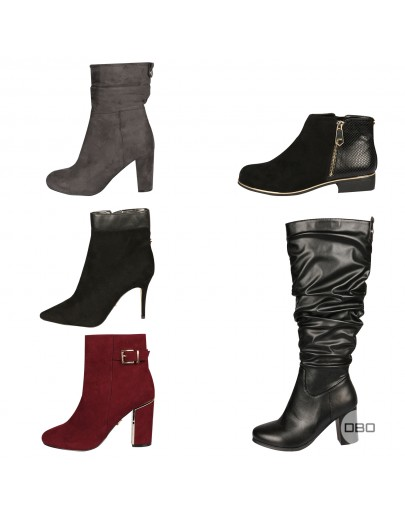 Sample Winter Shoes Mix