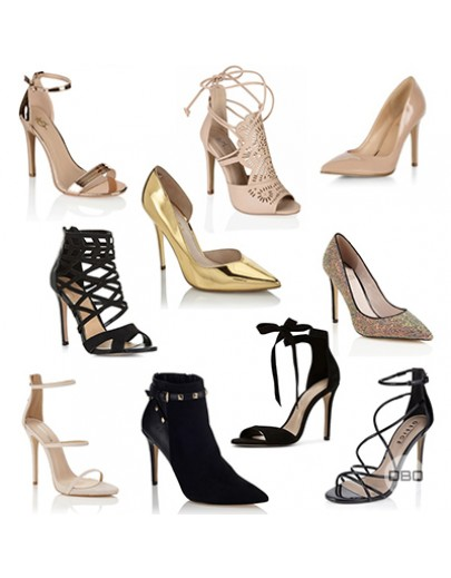 ExLipsy Party Shoes Mix
