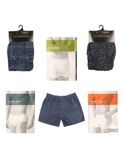 exBanana Republic Men's Underwear