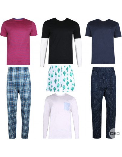 exMilano Pyjamas Mix for Him