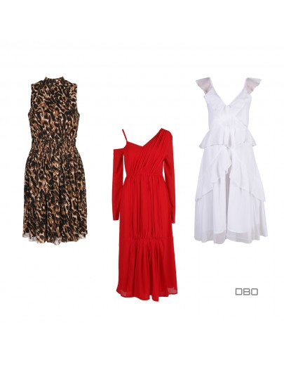 Scandinavian Dresses Collection