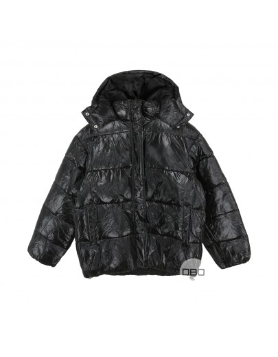 exNA-KD Black Puff Jacket