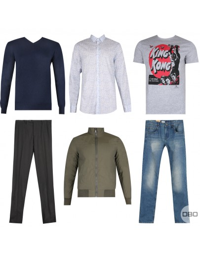 Italian A/W Men's Mix Clothing