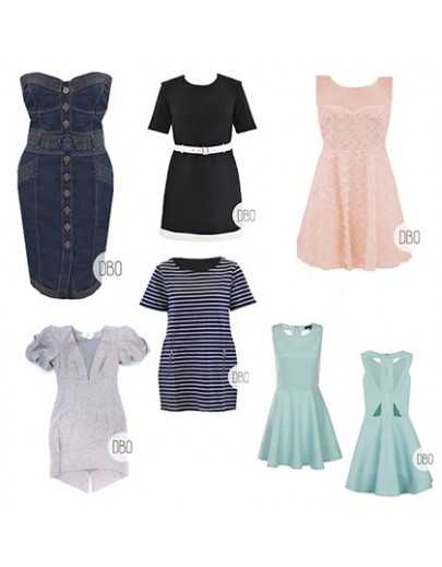 Spring/Summer Dress Mix