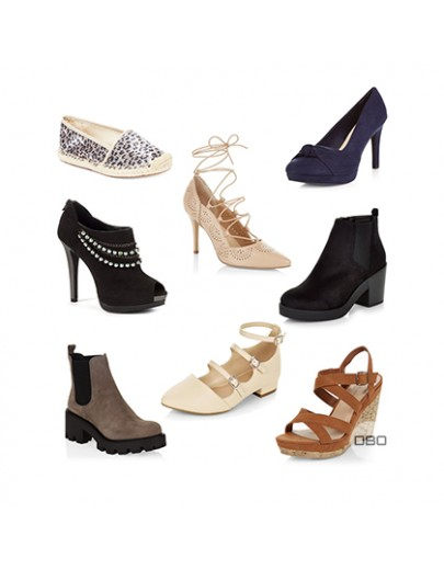 ExNew Look Shoes Mix