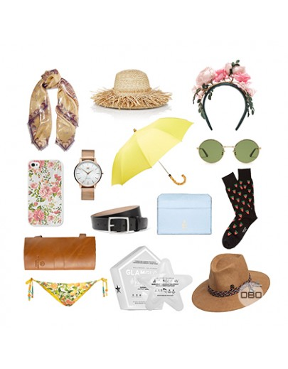 ExAsos Accessories Mix