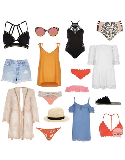 ExAsos Beachwear Mix