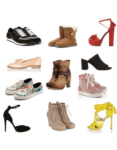 Highstreet Shoes Mix
