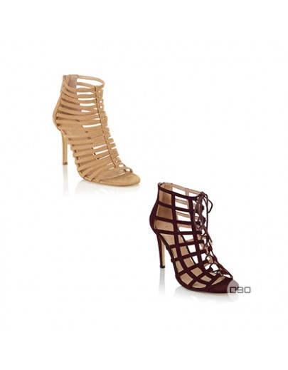 ExLipsy Stiletto Sandals