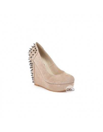 ExUrban Outfitters Studded Wedges