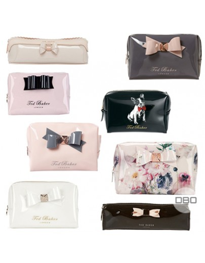 Ted Baker Cosmetic Bags