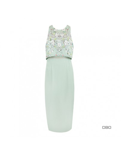 ExAsos Embellished Dress