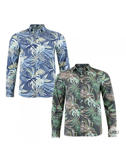 ExLefties by Zara Jungle Shirt