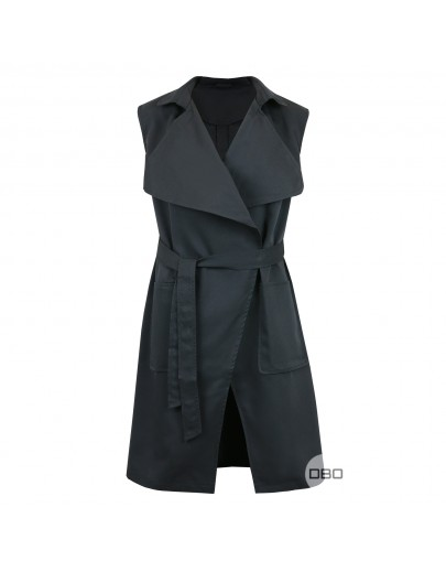 ExFashion Union Sleeveless Jacket
