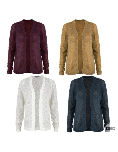 ExVero Moda Long Sleeved Cardigans