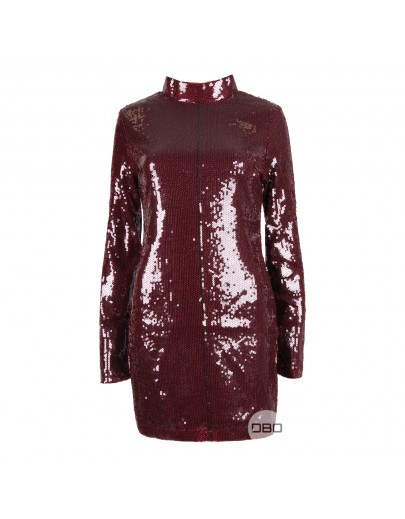 ExMissguided Sequin Dress