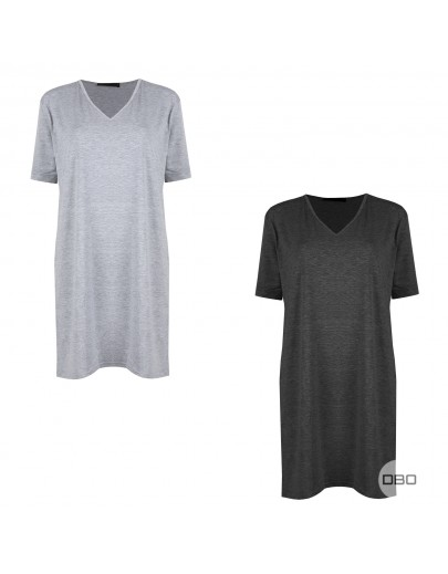 ExMissguided T-Shirt Dress