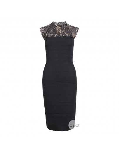 ExLipsy Lace Bodycon Dress