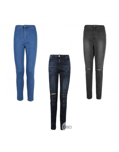 ExMissguided Skinny Jeans Mix