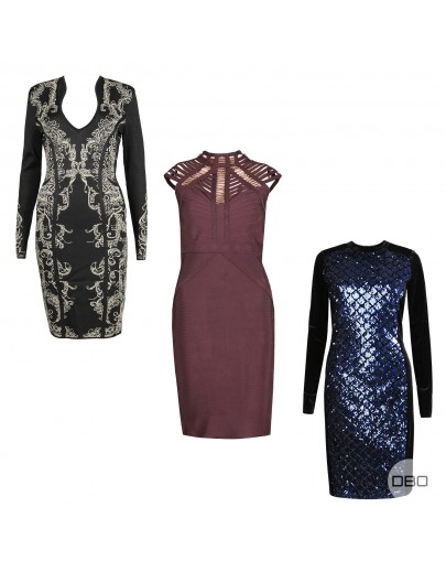 Party Dresses by ExWOW Couture