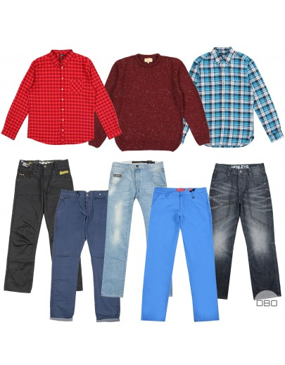 Multibranded Men's A/W Mix